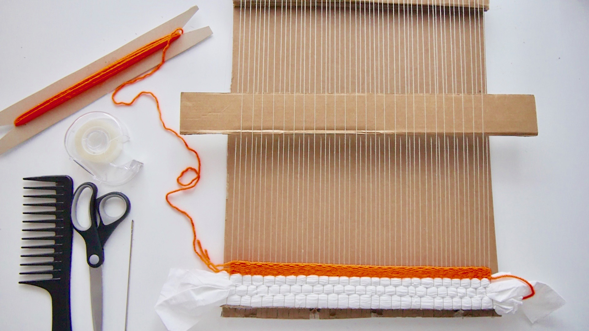 How to Weave? Weaving for Beginners in 5 Steps (with pictures and video)