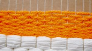 how to weave weaving for beginners