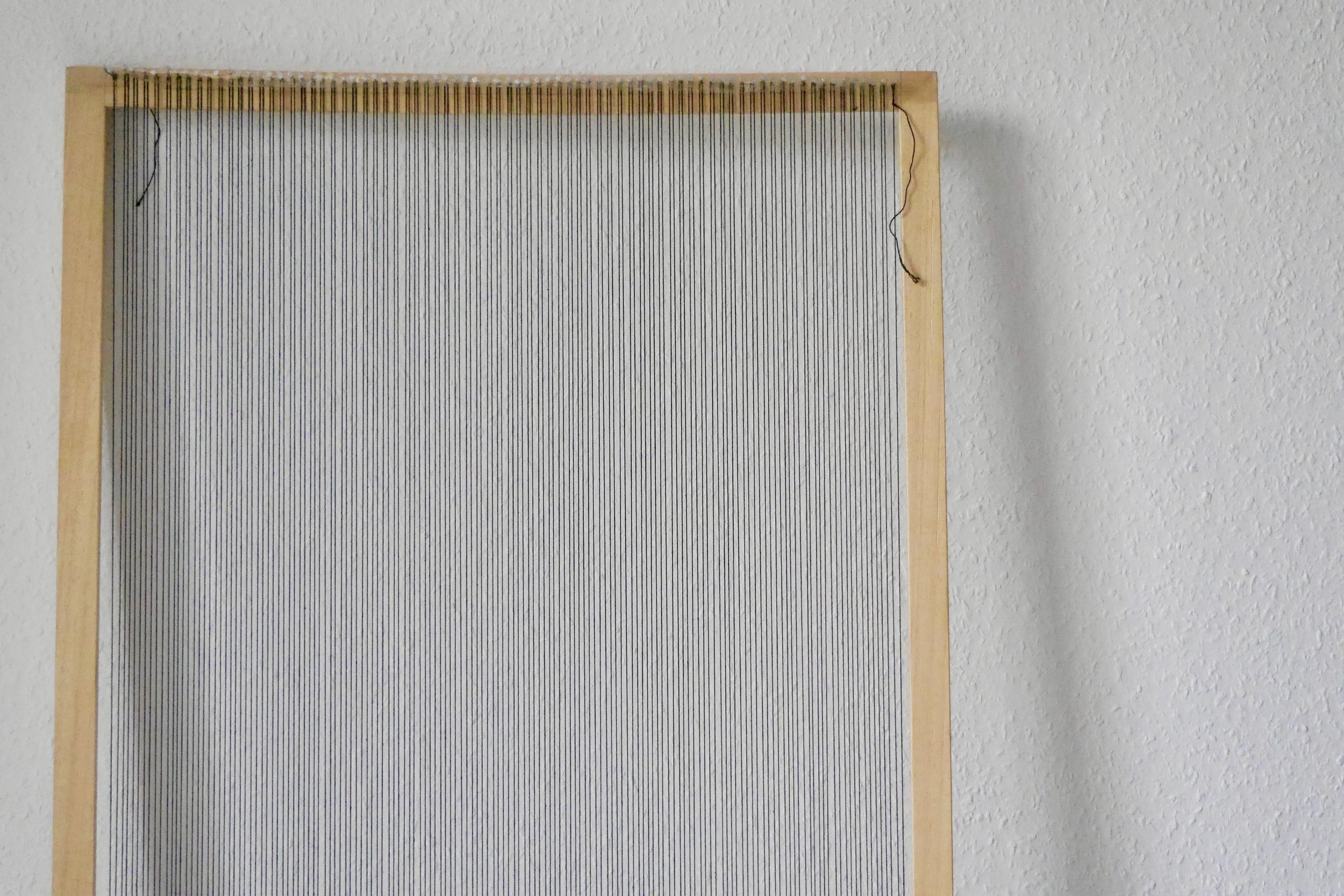 How to build a simple Frame Loom (with picture instructions)