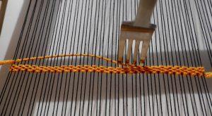 plain weave tabby weave pattern