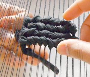 soumak weaving pattern