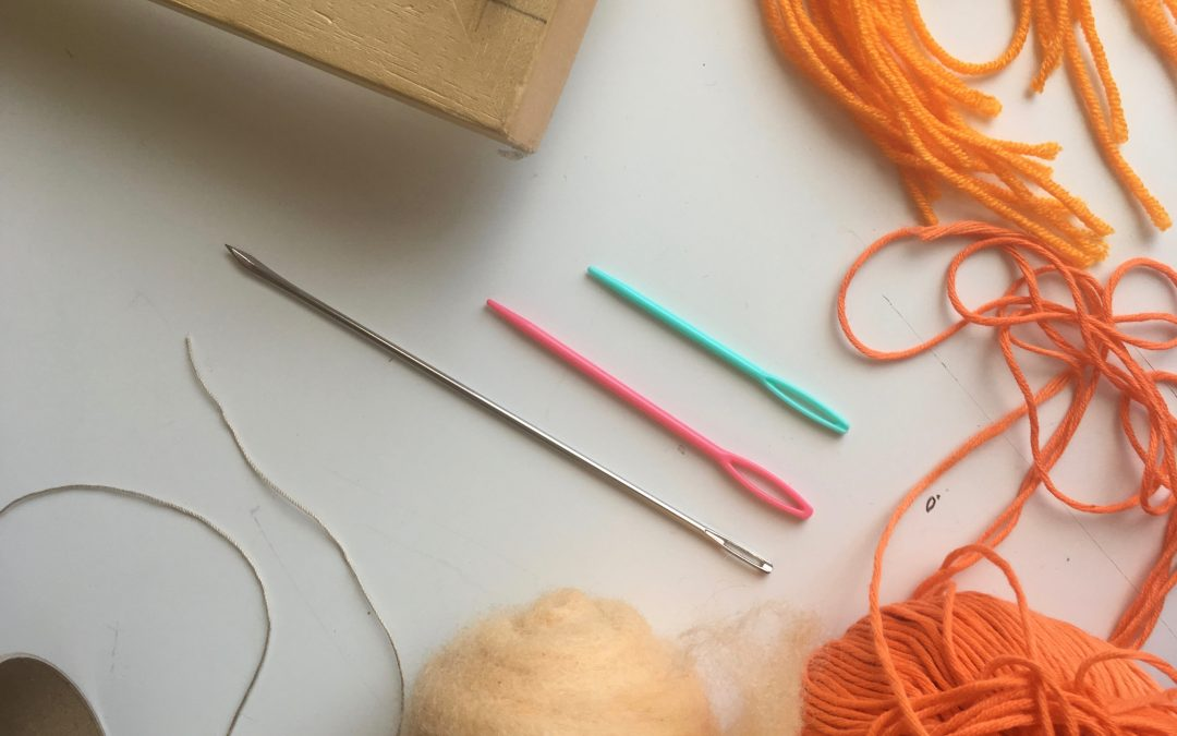 What is a tapestry needle? Everything you need to know about tapestry needles!