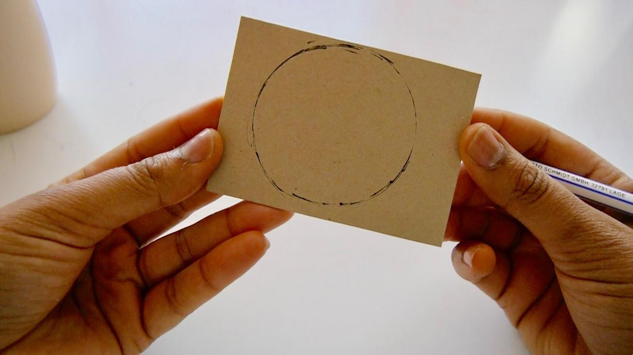 weaving a circle method 1