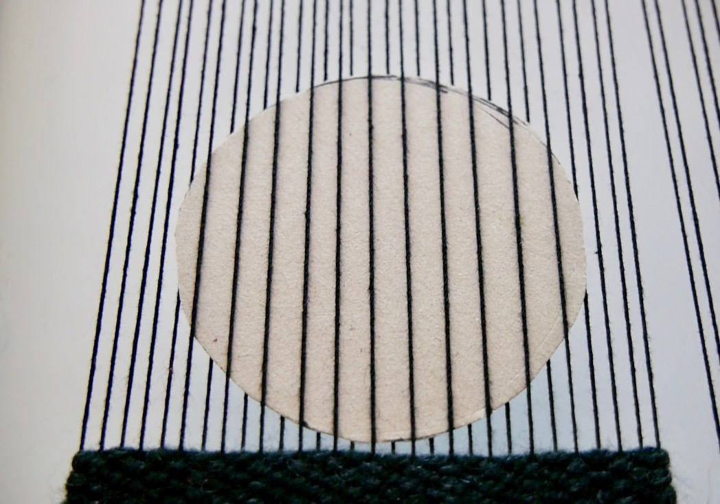 weaving a circle method 2