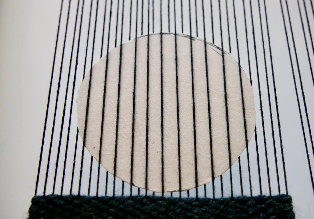 weaving a circle method 2