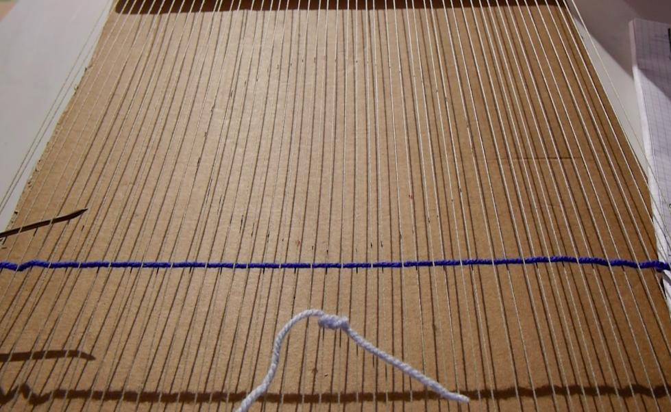 weaving a circle method 3