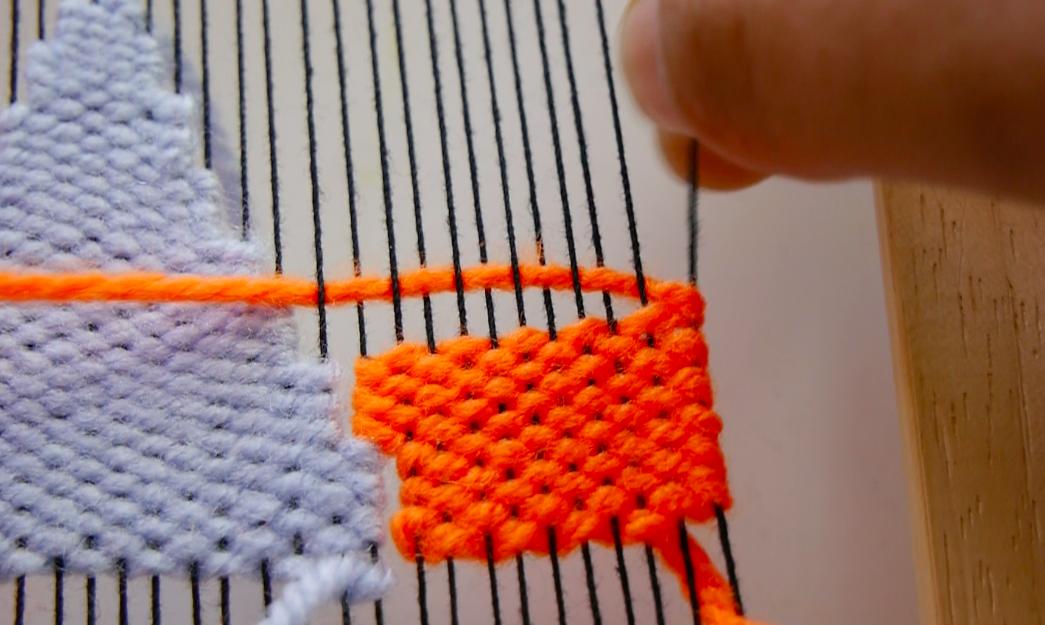 weaving slits weaving techniques