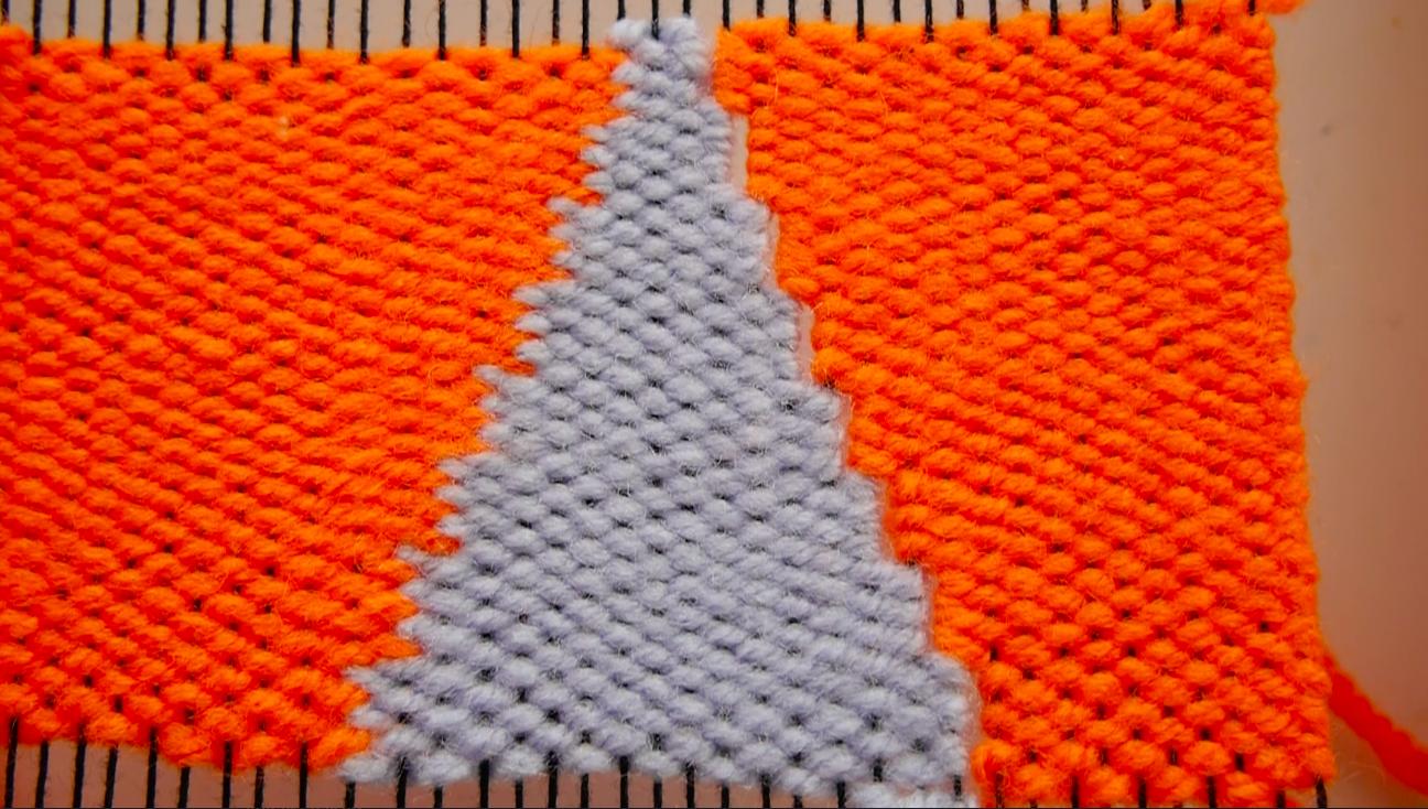 warp interlocking weaving techniques