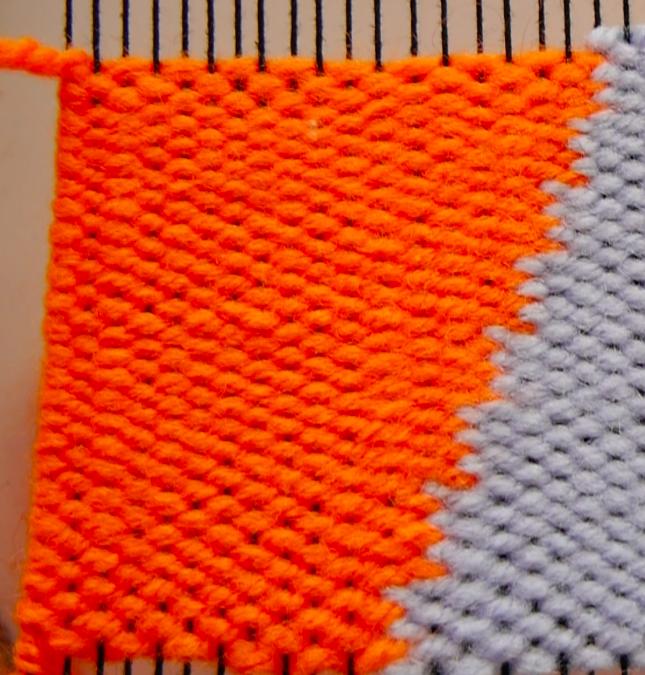 Warp Interlocking : Weaving Techniques
