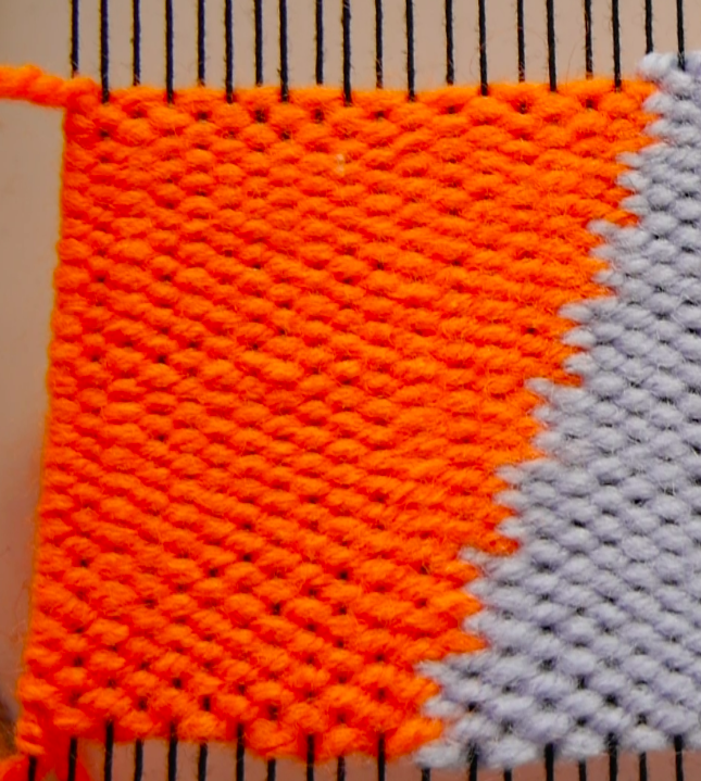 warp interlocking weaving techniques