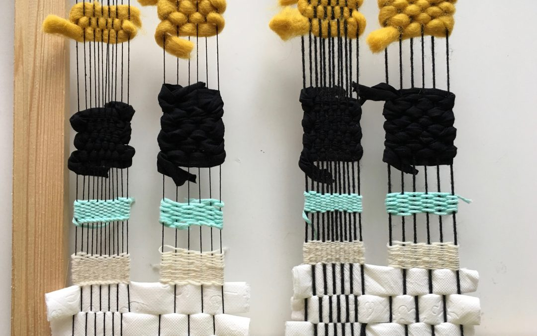Weaving Warp Spacing: EPI low density and high density