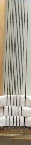 high density thin yarn warp