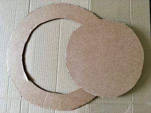 circle weaving techniques