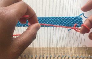 Hemstitch: Weaving Techniques