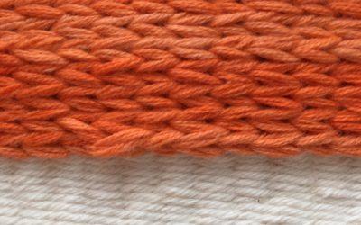 Soumak Braid Weave : Basic Weaving Pattern for Beginners