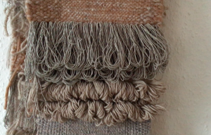 Weaving a Scarf on a Frame Loom