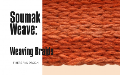 Soumak Braid Weave : Basic Weaving Pattern for Beginners