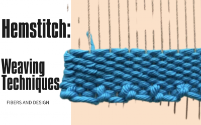 Hemstitch: Weaving Techniques