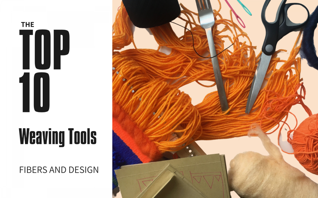 Weaving Tool Guide: TOP 10 Weaving Tools All Weavers Should Own Guide (with Pictures)