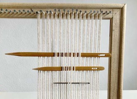 tapestry needle weaving tools
