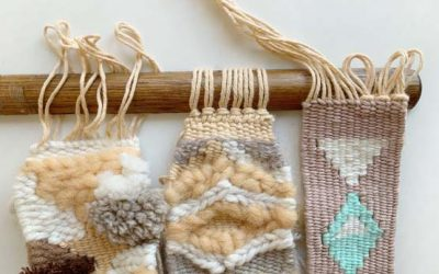 7 Ways to Finish Weaving