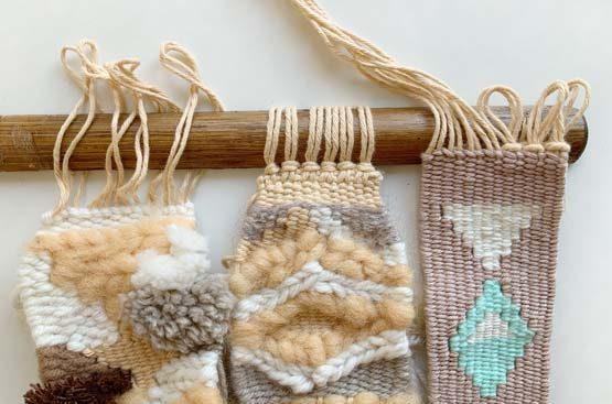 7 Ways to Finish Weaving