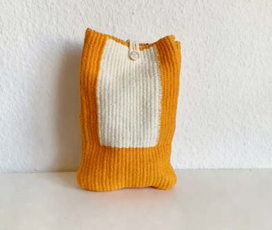 How to Weave a Pouch on a Frame Loom