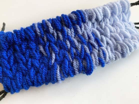 soumak weave pattern braid pattern