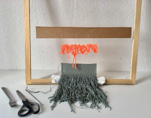 How to create a String Shed and Heddle – Weave Faster