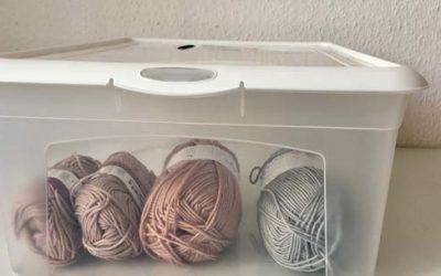 6 Ways to Store and Organize Yarn