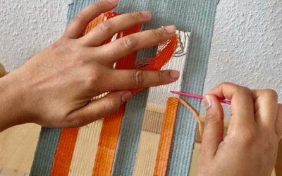 6 Tips to Weaving Faster and Completing Projects
