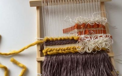 Composition on the Loom : Weaving for Beginners