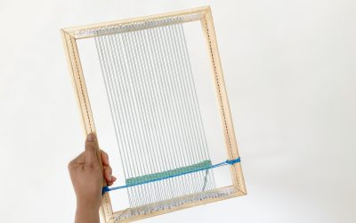 How to Start Weaving