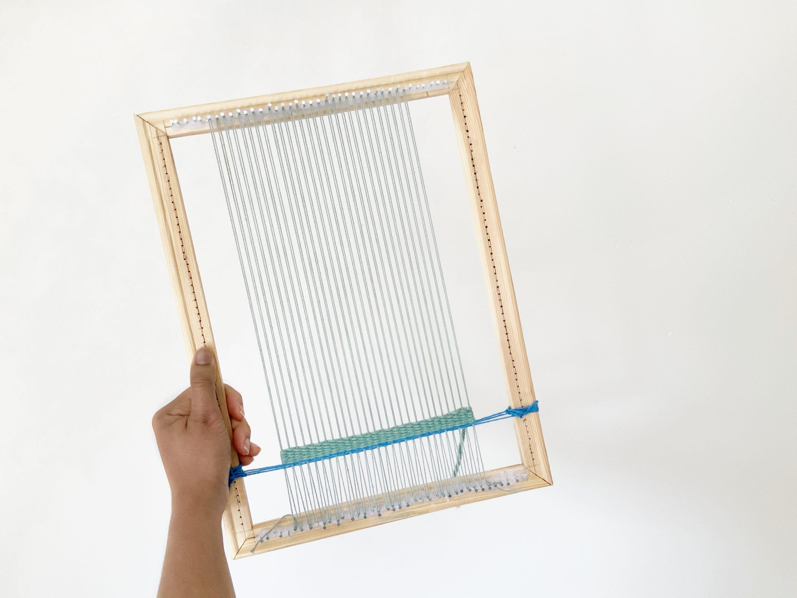 start a weaving
